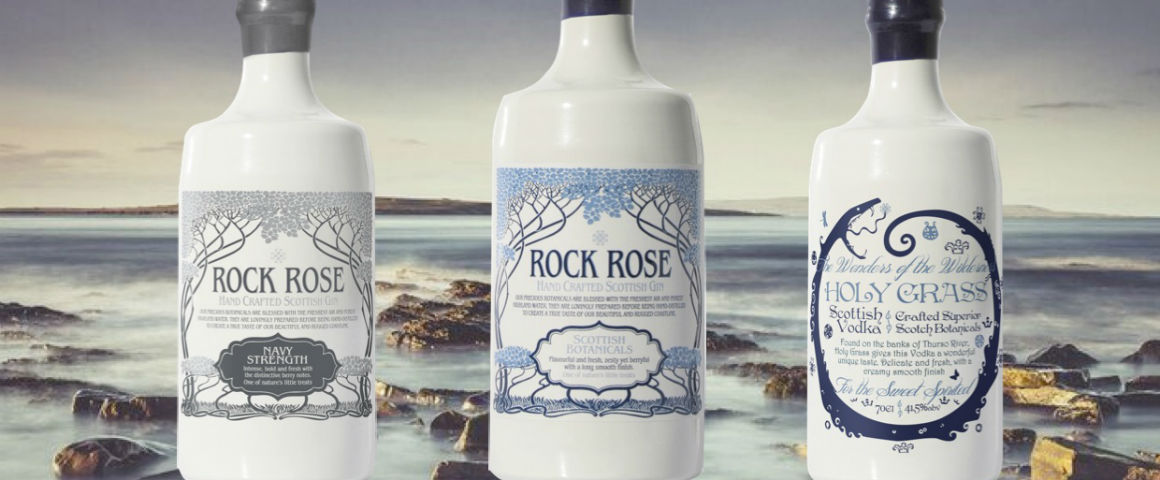I gin del Junipalooza: Rock Rose Gin e Rock Rose Summer Edition