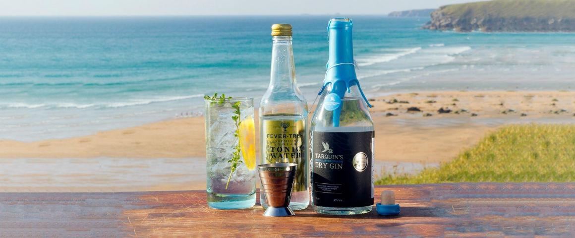 I gin del Junipalooza: Tarquin Gin e l'arte del fare tutto a mano