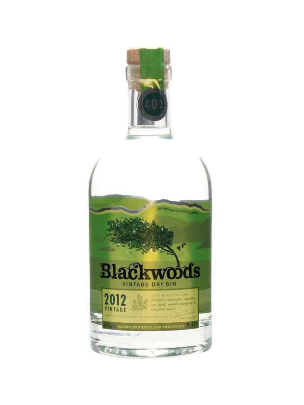 Recensione Blackwood's Vintage Dry Gin