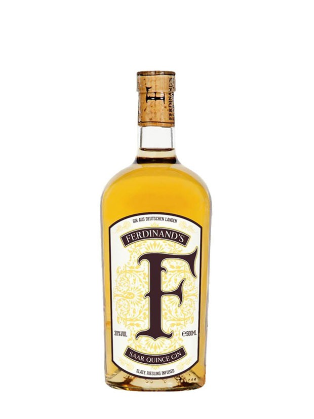 Recensione Ferdinand's Saar Quince Gin