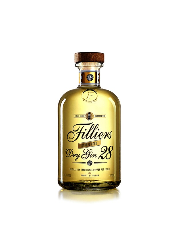 Recensione Filliers Dry Gin 28 Barrel Aged