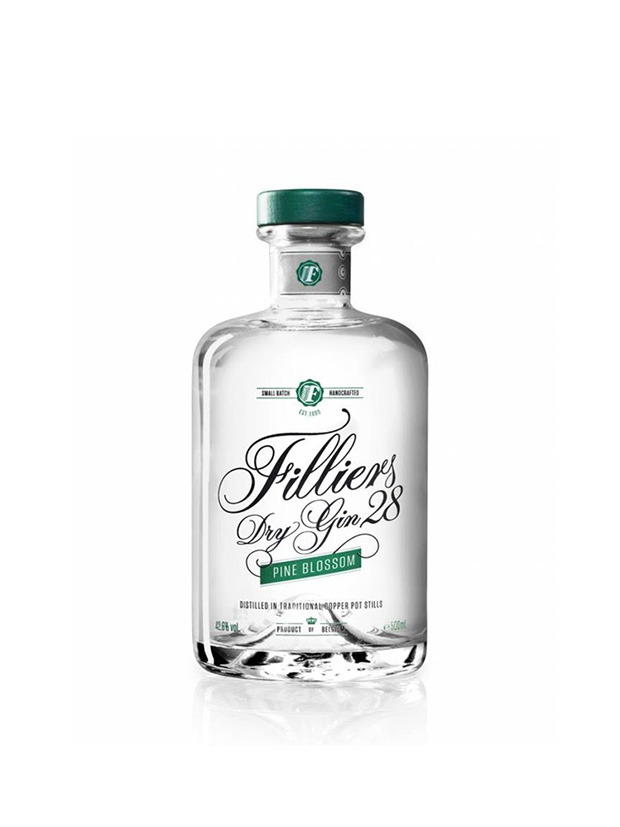 Recensione Filliers Dry Gin 28 Pine Blossom