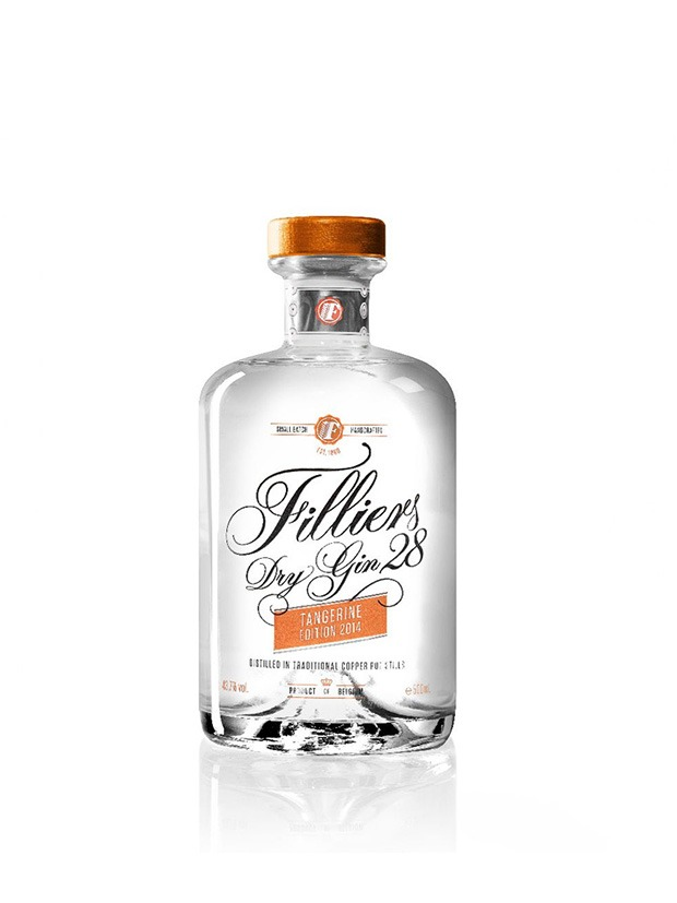 Recensione Filliers Dry Gin 28 Tangerine