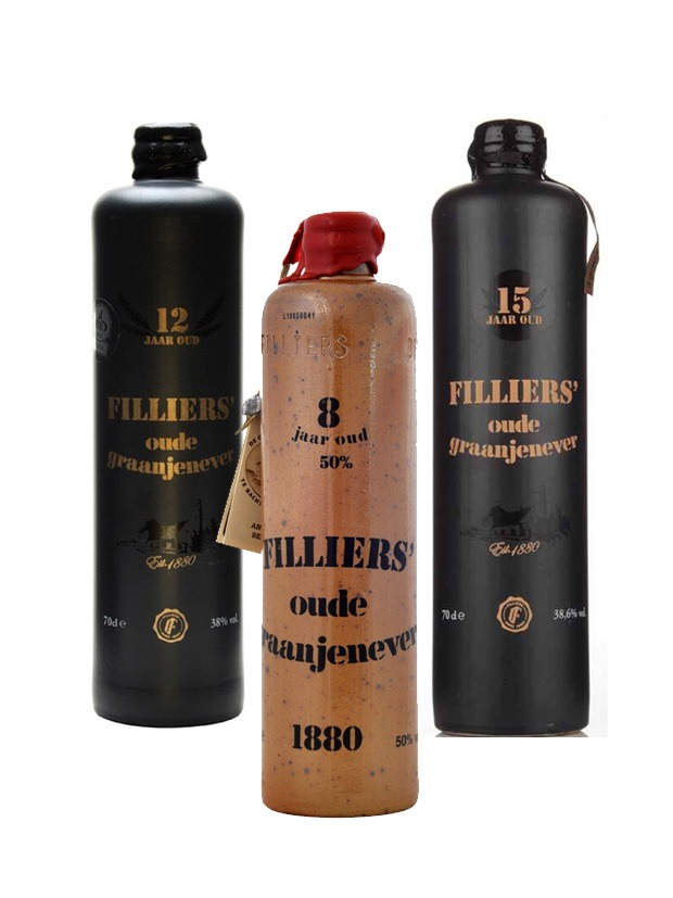 Recensione Filliers Oude Graanjenever 8-12-15 Anni