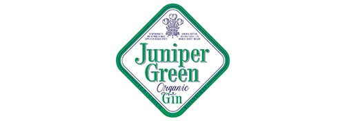 Juniper Green Trophy Gin Logo