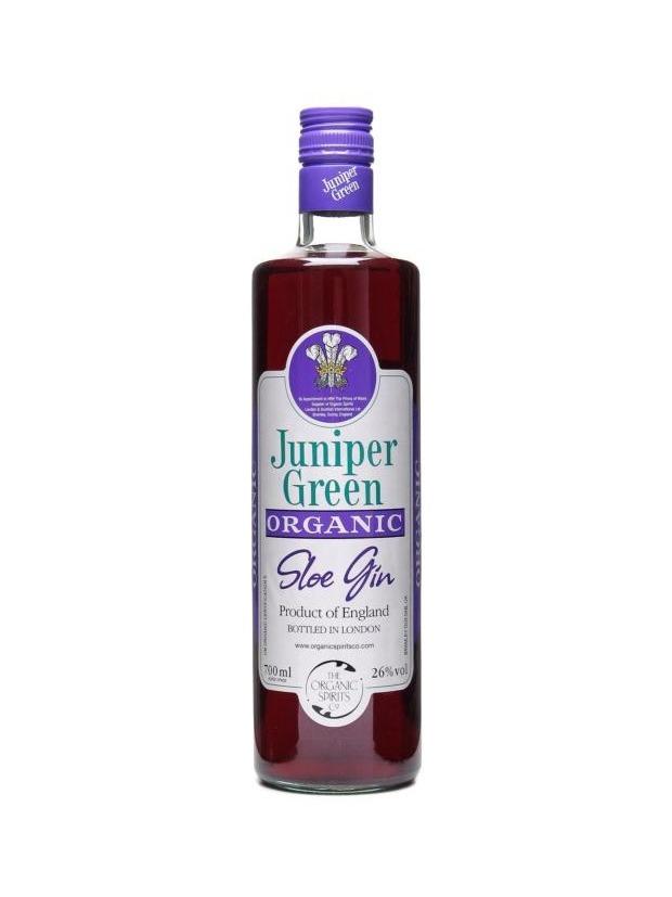 Recensione Juniper Green Sloe Gin