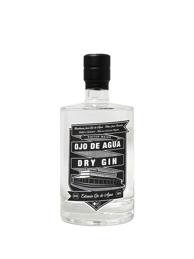 Recensione Ojo De Agua Dry Gin