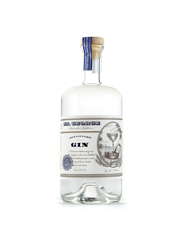 Recensione St. George Botanivore Gin