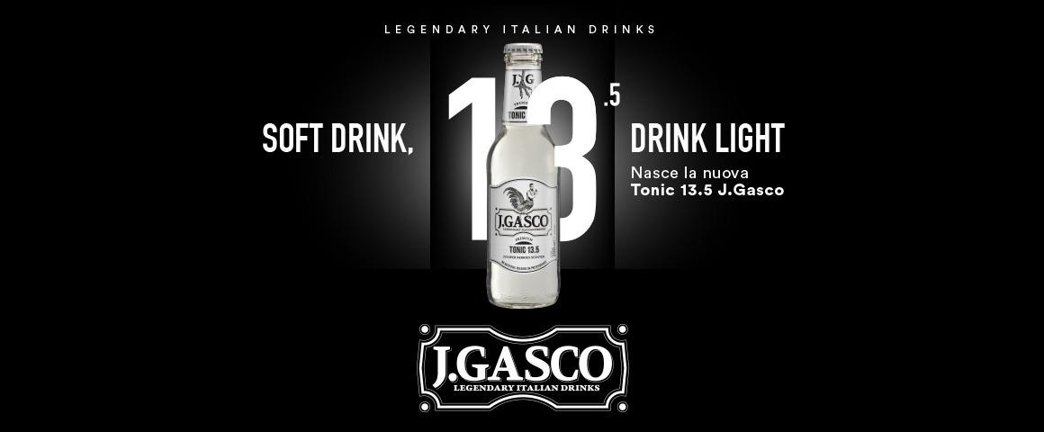 Tonic 13.5 J.Gasco header