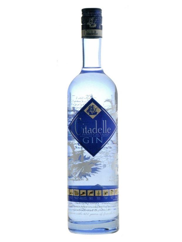 Recensione Citadelle Gin