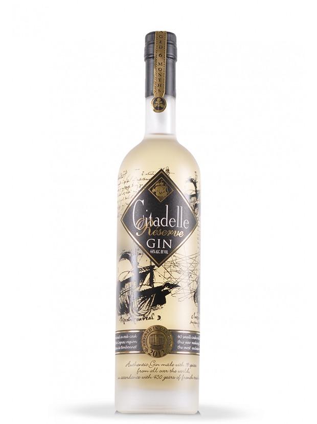 Recensione Citadelle Gin Reserve