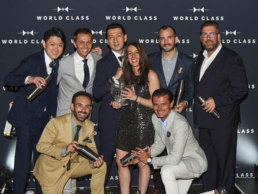 Foto della premiazione svoltasi giovedì a Miami
