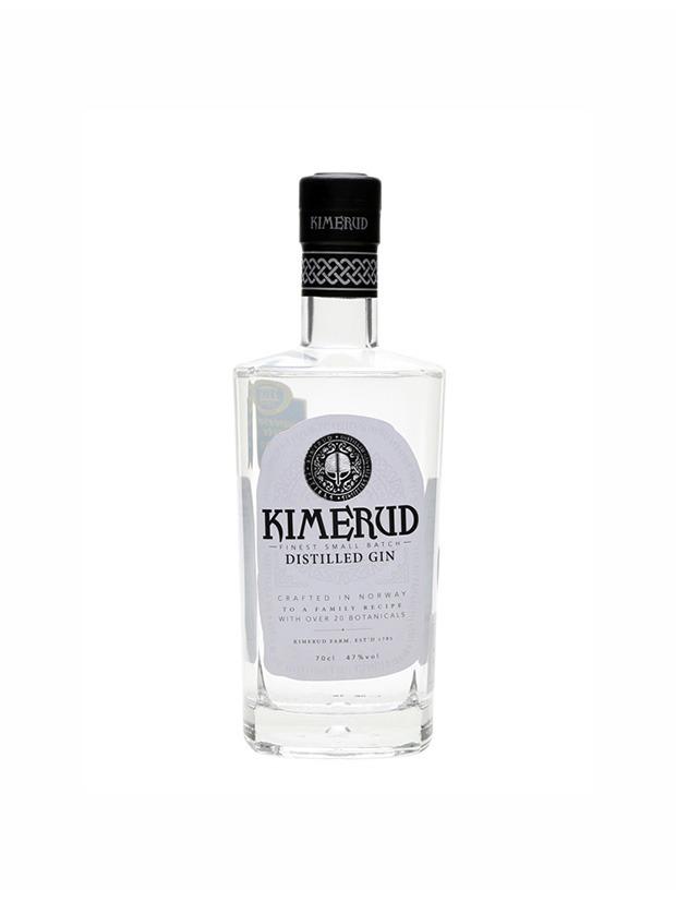 Recensione Kimerud Gin