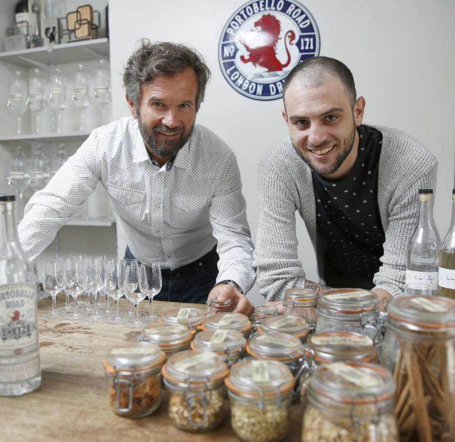Carlo Cracco e Filippo Sisti