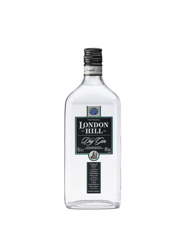Recensione London Hill Dry Gin