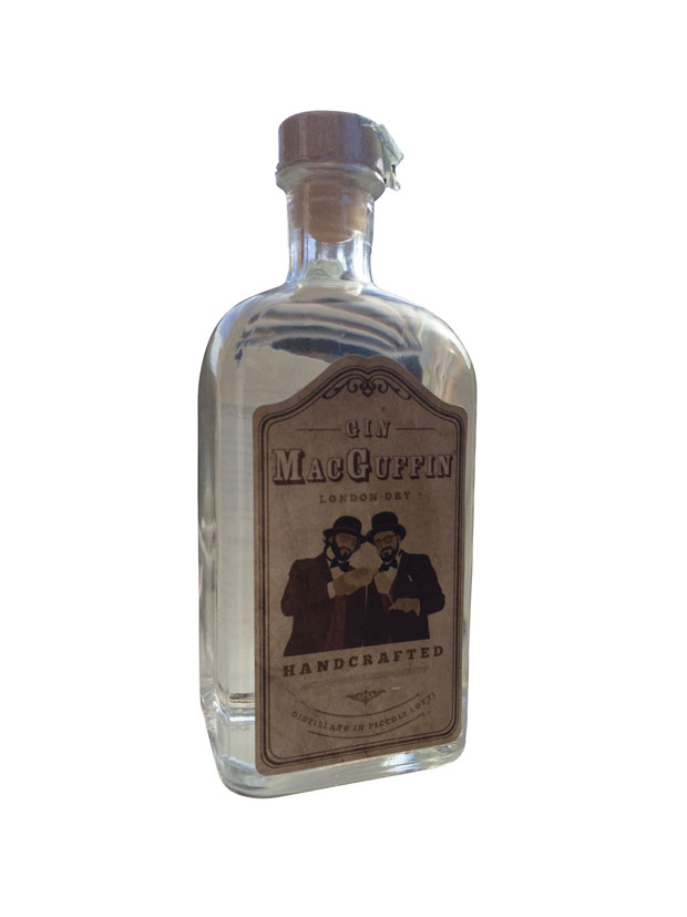 Mac Guffin Gin Bottiglia
