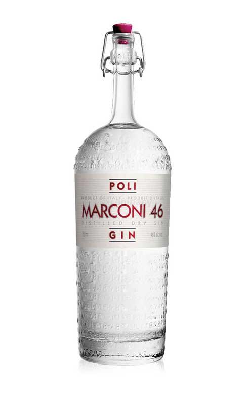Recensione Marconi 46 Gin