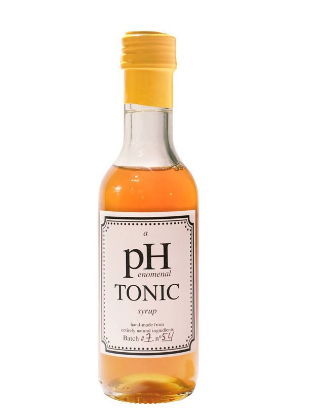 Recensione pHenomenal Tonic Syrup