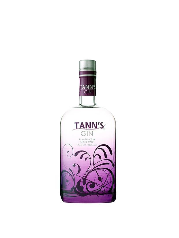 Recensione Tann's Gin