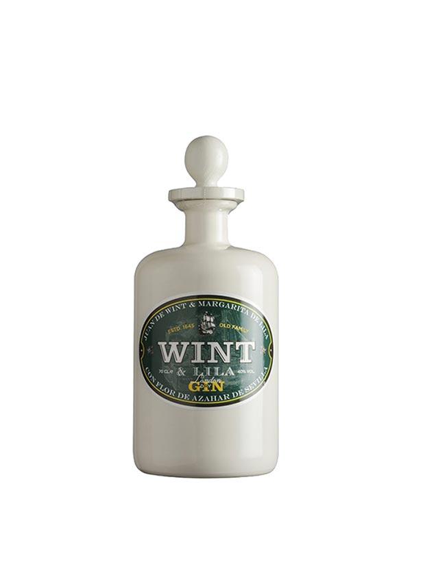 Wint & Lila Gin Bottiglia