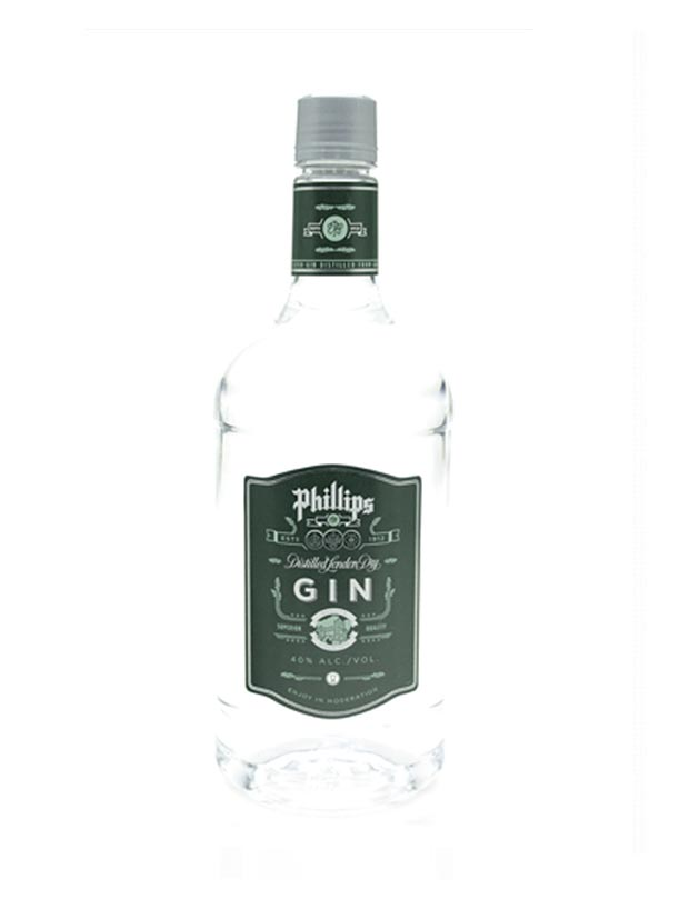 Recensione Phillips Gin