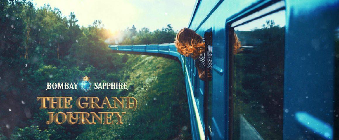 Bombay Sapphire The Grand Journey: un viaggio sensoriale fra le botaniche del gin