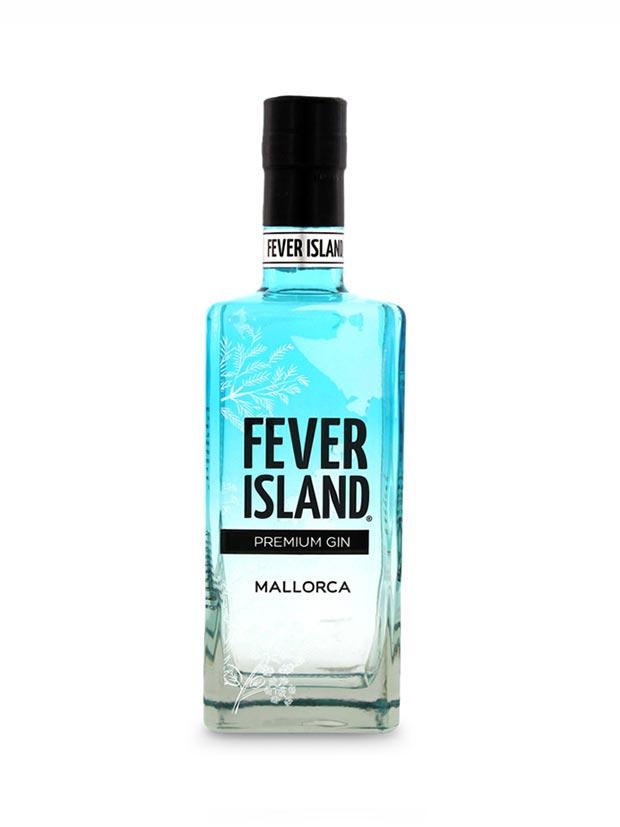 Fever Island Gin Bottiglia