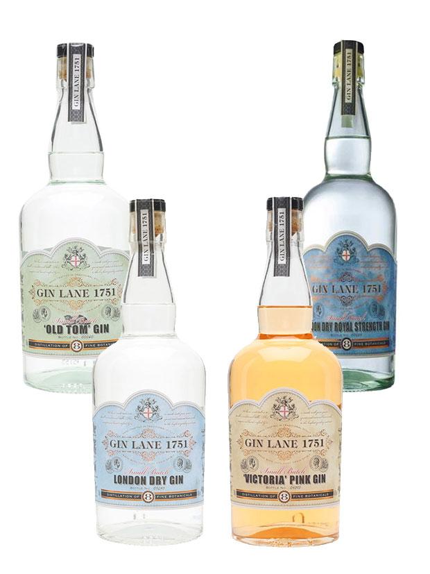 Recensione Gin Lane 1751
