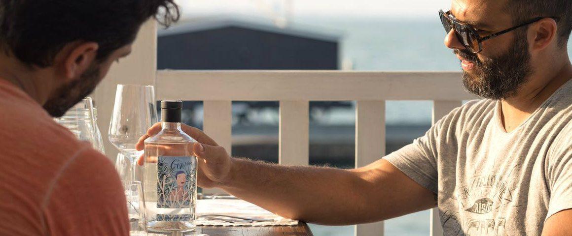 Gin Primo, il gin romagnolo, l'unico al mondo con sale di Romagna