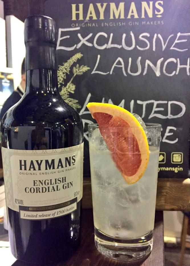 Hayman's English Cordial Gin