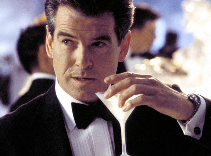 James Bond e il suo famoso Martini