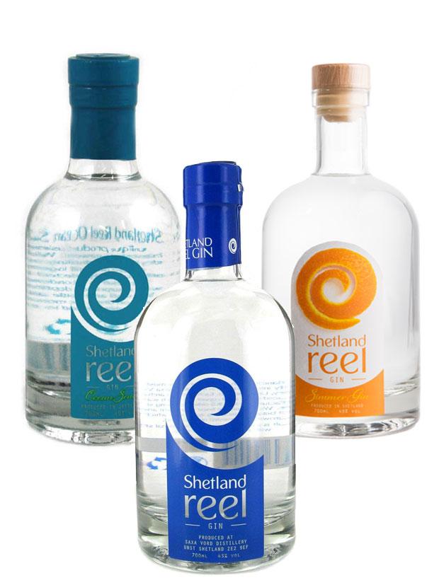 Recensione Shetland Reel Gin