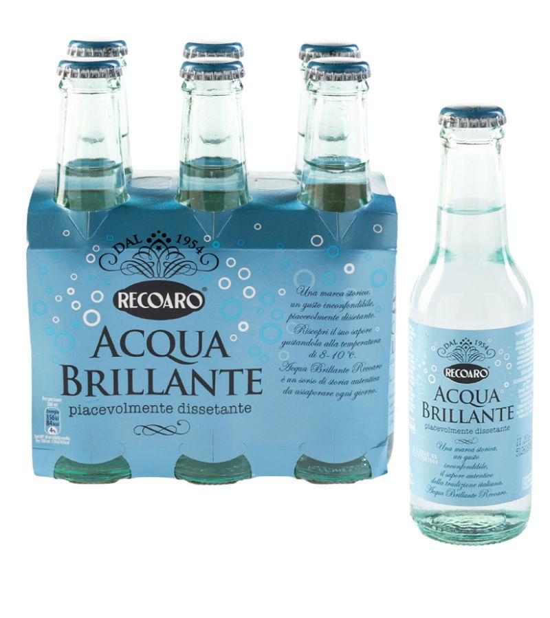 Acqua Brillante Recoaro