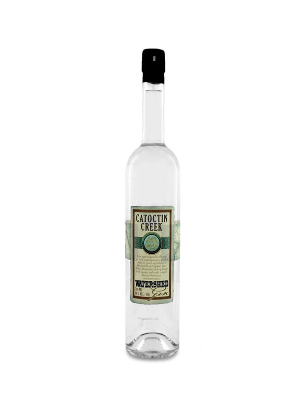 Recensione Catoctin Creek Watershed Gin