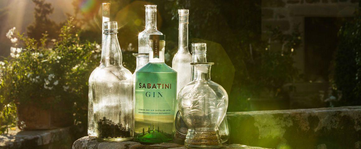 I gin del Gin Day: Sabatini Gin e la bellezza della Toscana
