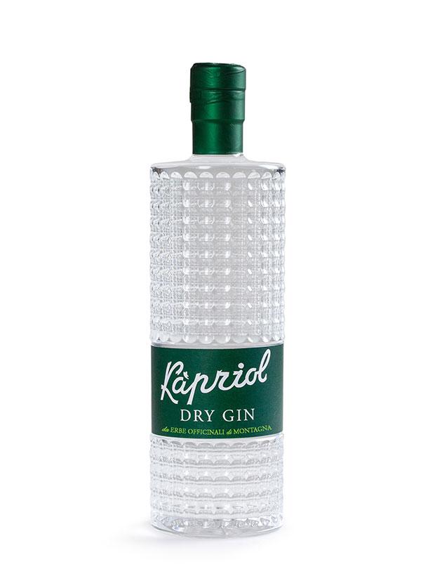 Kapriol Dry Gin Bottiglia