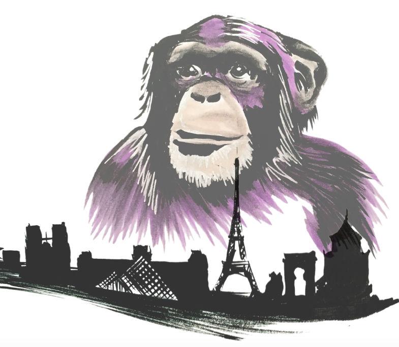 Il cocktail Monkey Gland disegnato da Andy Fluon