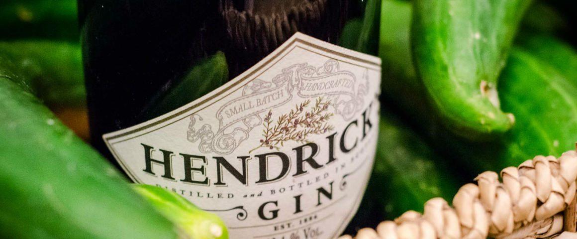 Un organo di cetrioli per Hendrick's Gin