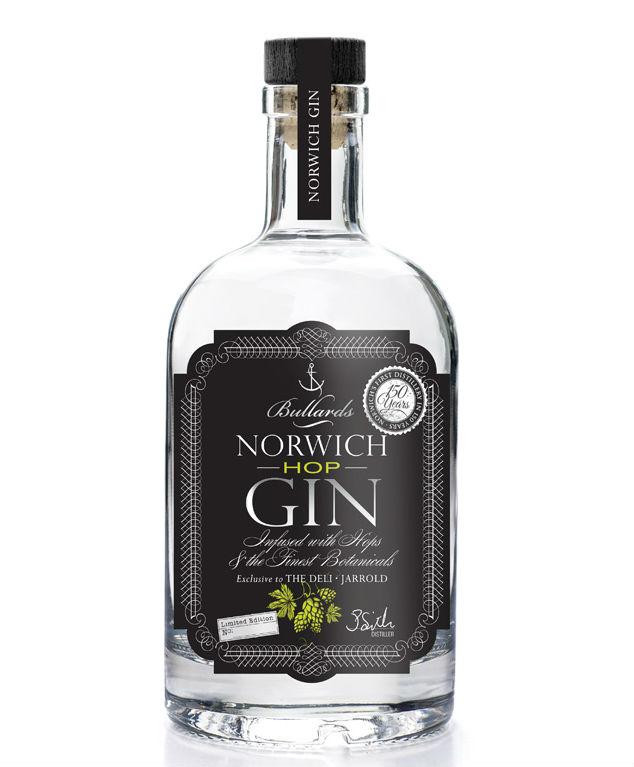 Norwich Hop Gin