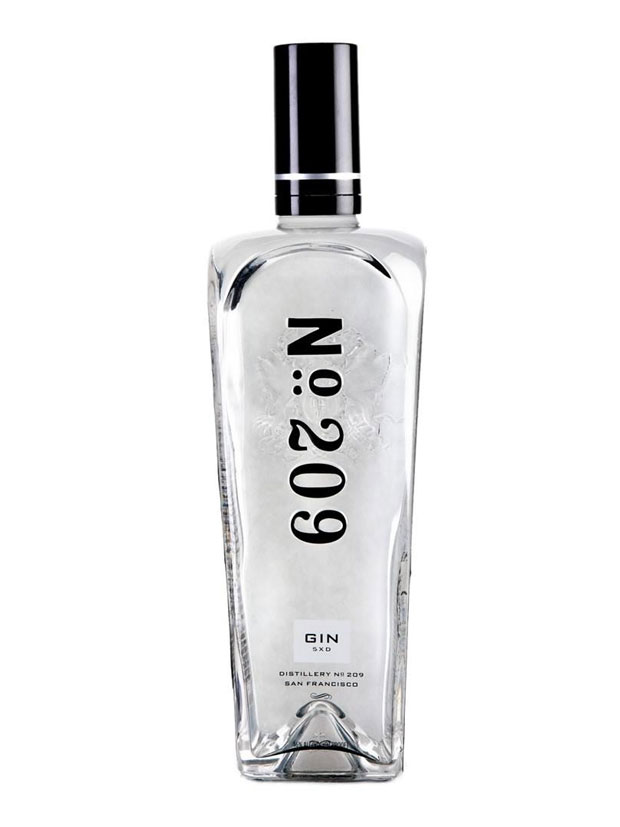 Recensione Number 209 Gin
