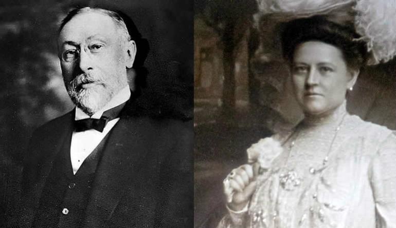 George Boldt e Louise Kehrer