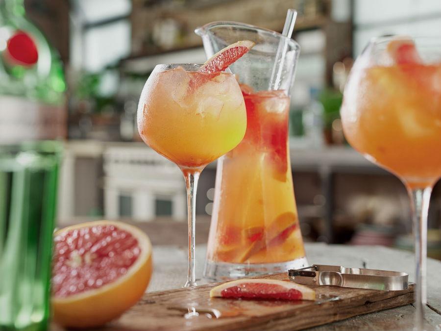 Tanqueray No. TEN Grapefruit Fizz