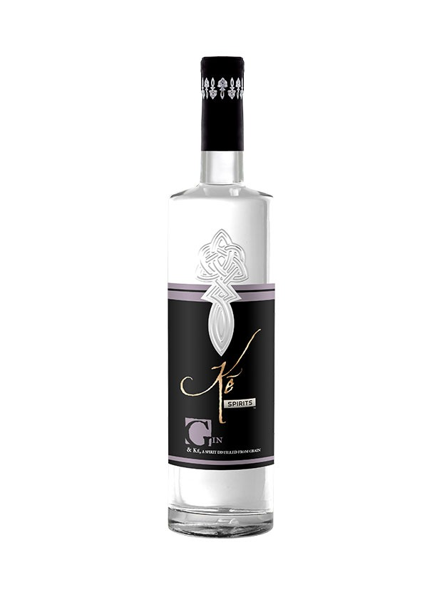 Ke Gin Bottiglia
