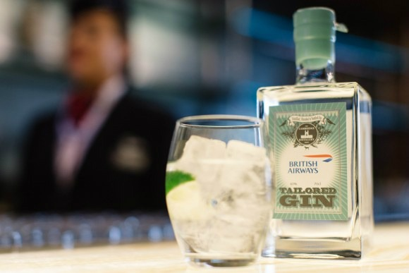 British Airways Tailored Gin
