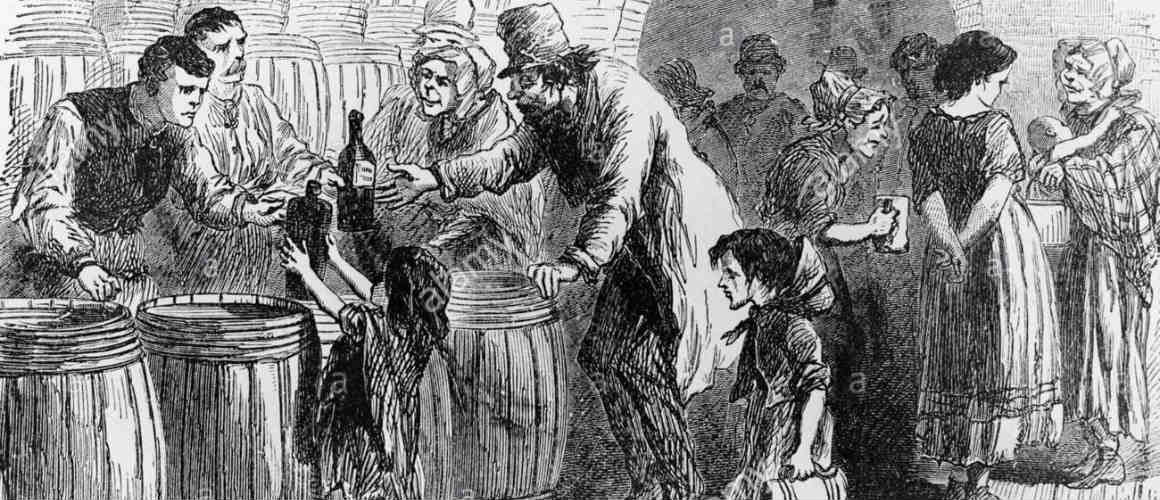 La storia del gin pt.1: Gli albori, l'Olanda e lo sbarco in Inghilterra