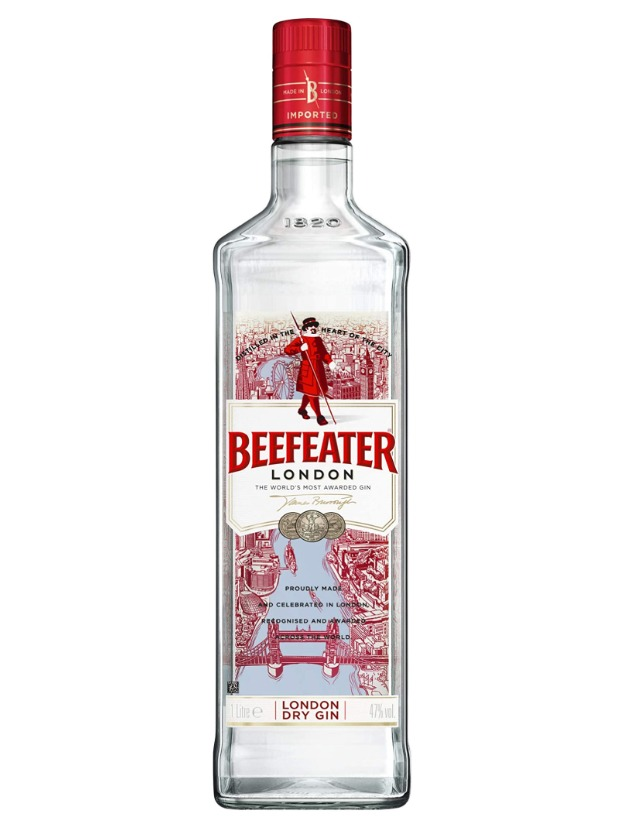 Recensione Beefeater Gin
