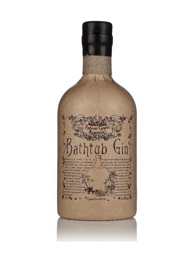 Recensione Bathtub Gin