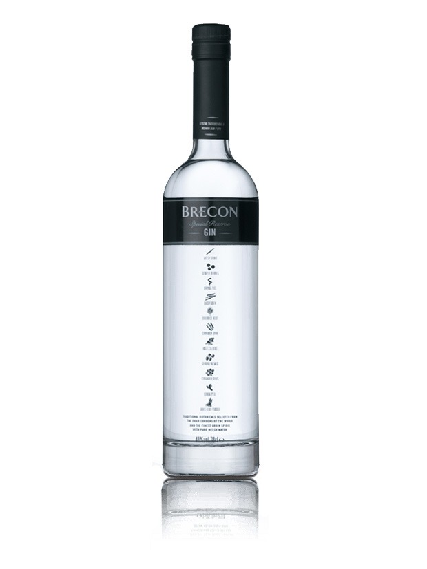 Recensione Brecon Gin