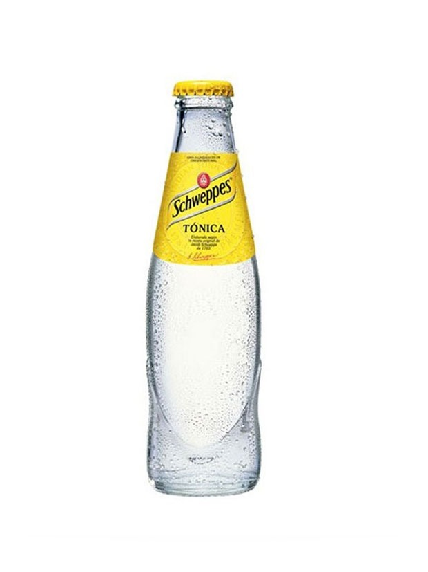 Schweppes Indian Tonica Bottiglia