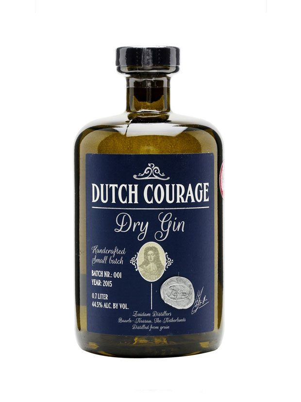 Recensione Zuidam Dutch Courage Dry Gin